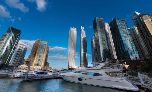 Ingyenes stockfotó dubai marina, dubaj témában