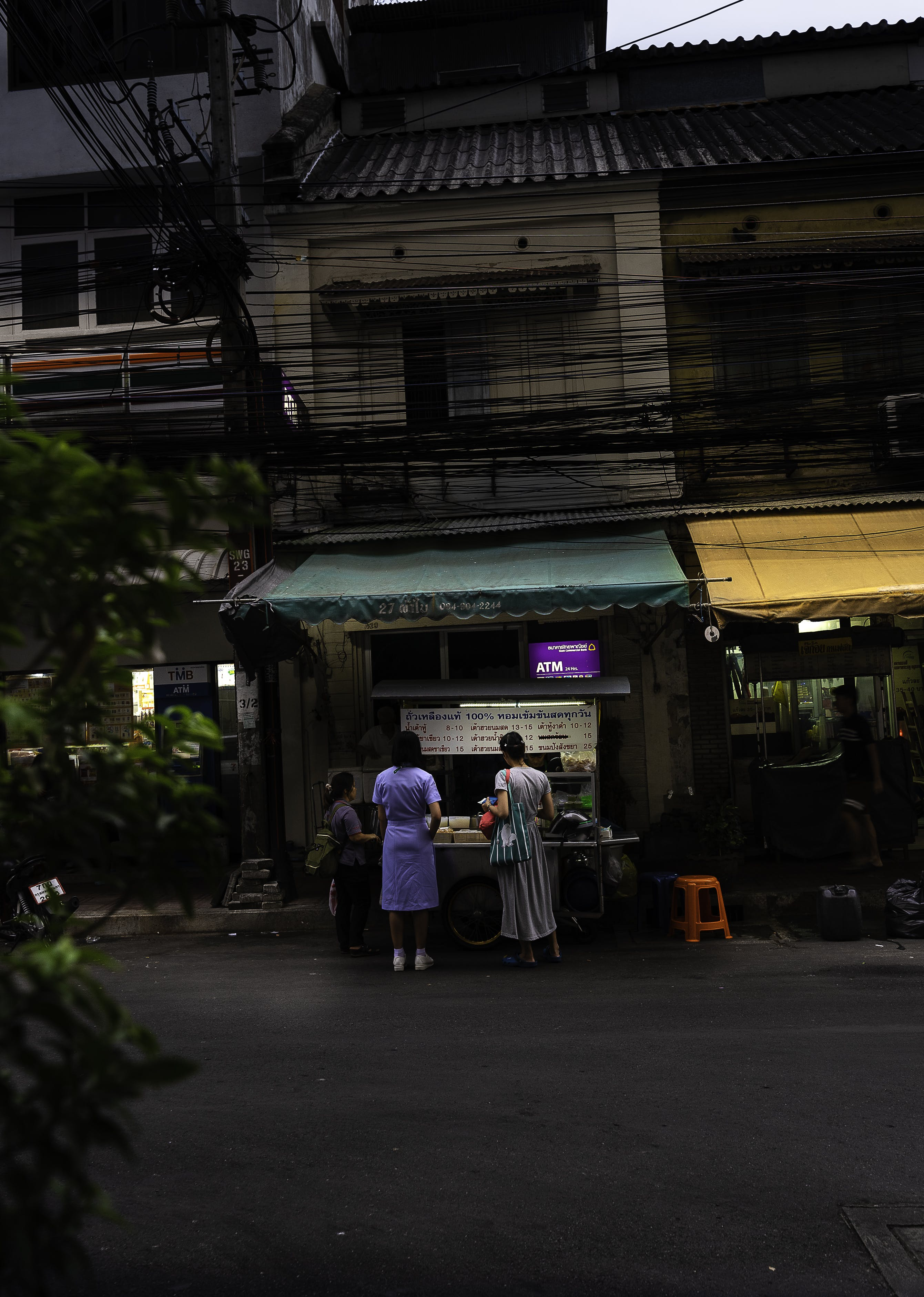 Free stock photo of street, street food