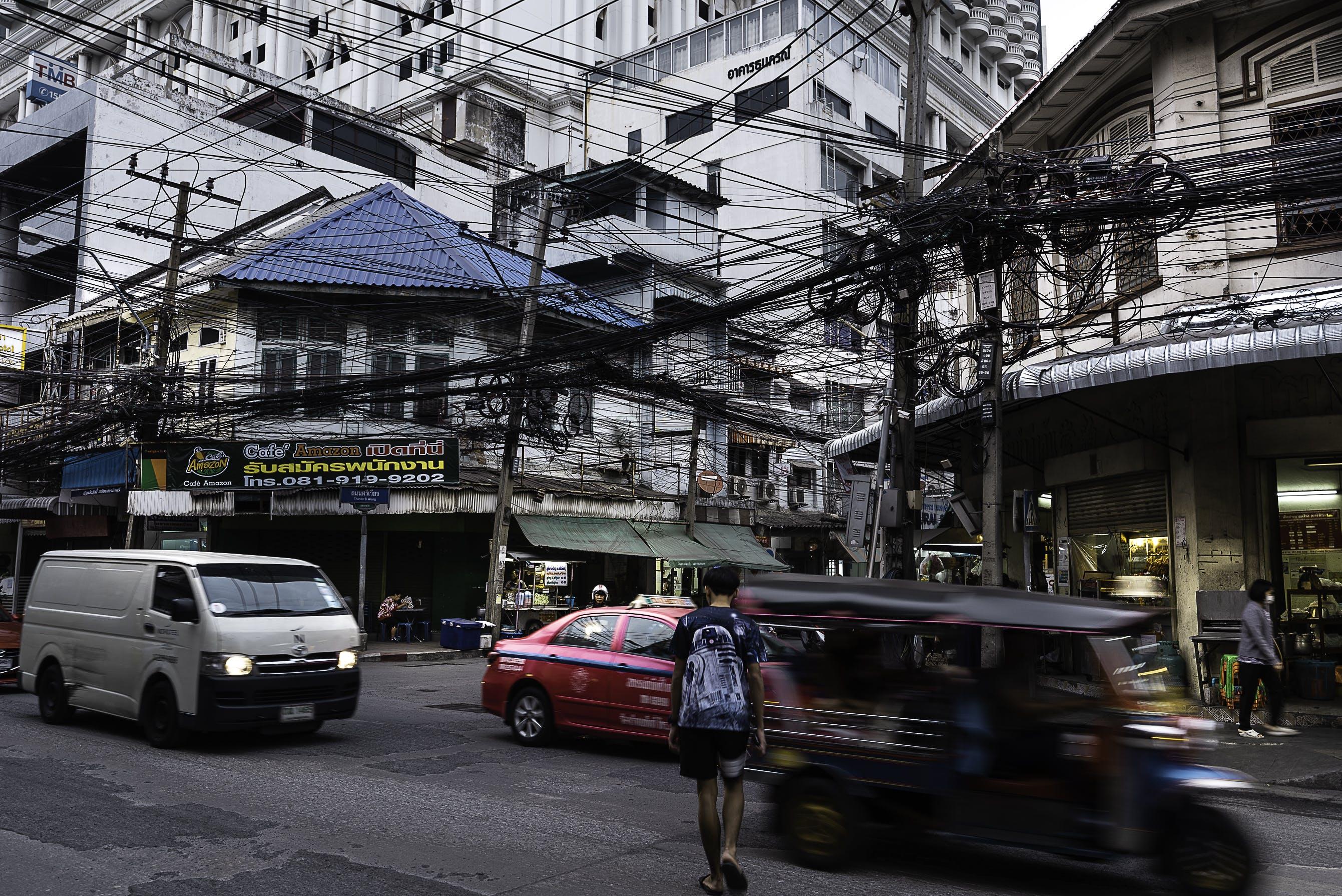 Free stock photo of Bangkok, street
