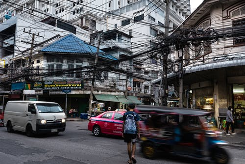 Free stock photo of Bangkok, street