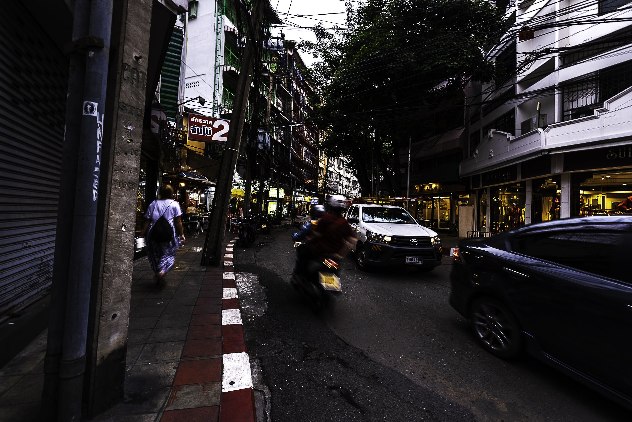 Free stock photo of bangkok street, street