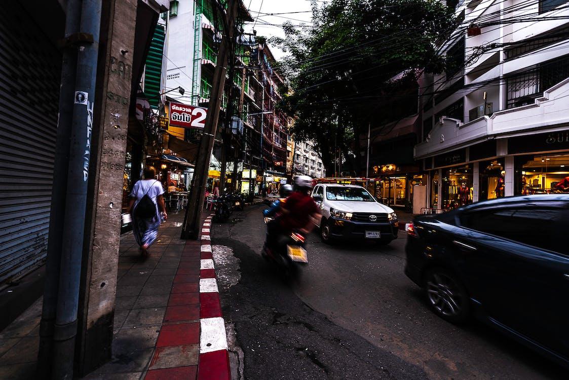 drum, șosea, stradă