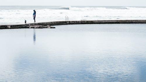 Δωρεάν στοκ φωτογραφιών με Αγγλία, βράχια, γκρεμός, θάλασσα
