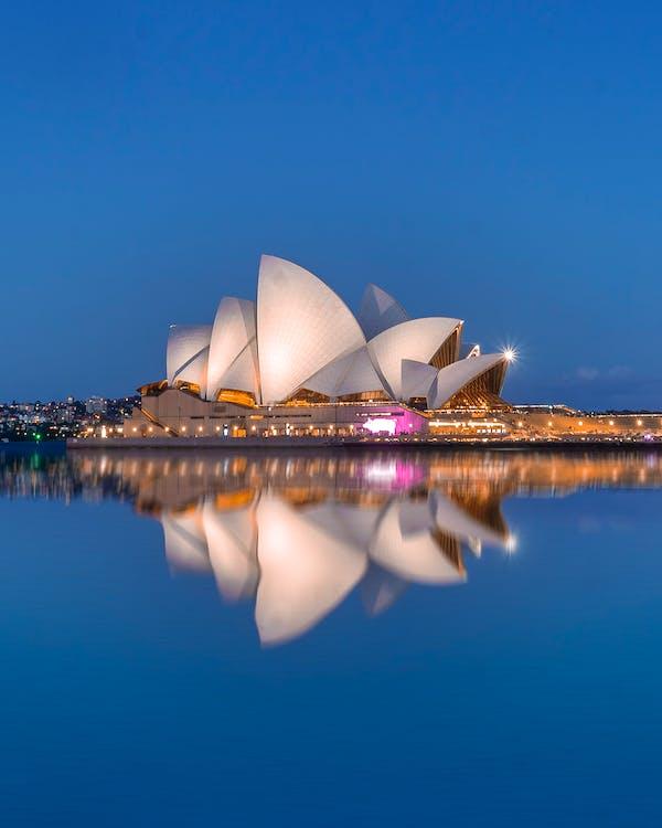 Gratis arkivbilde med australia, by, hav