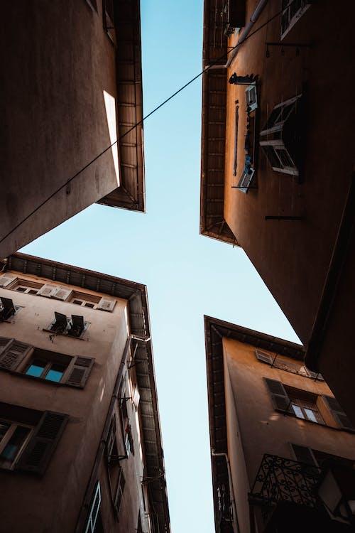 Бесплатное стоковое фото с архитектура, архитектурная деталь, Архитектурное проектирование, городской