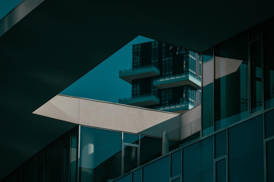 Architekturfotografie Des Hauses