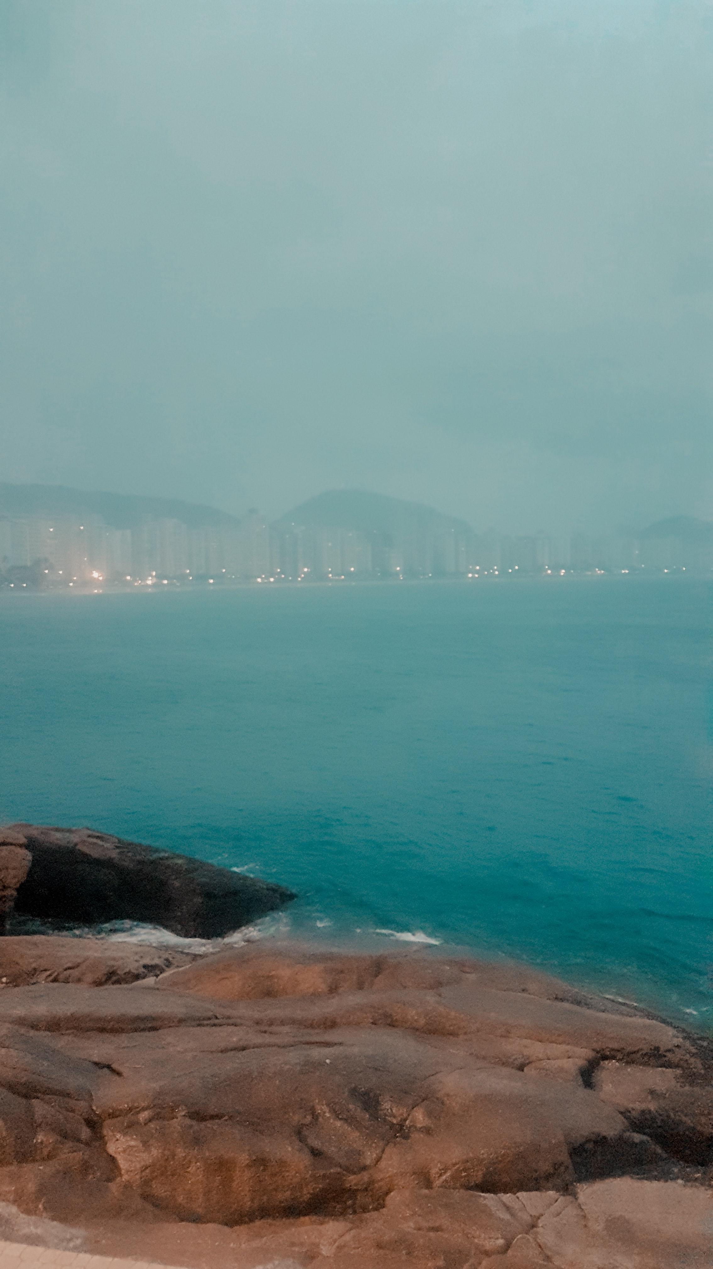 Free Stock Photo Of Beach Beautiful Brazil