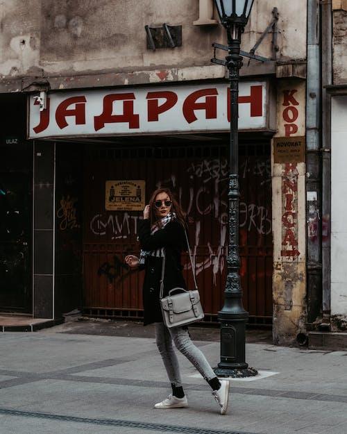 Foto profissional grátis de calçamento, cidade, desgaste, estilo