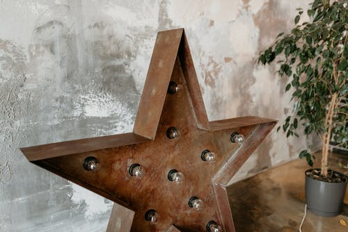 Brown Barn Star Marquee