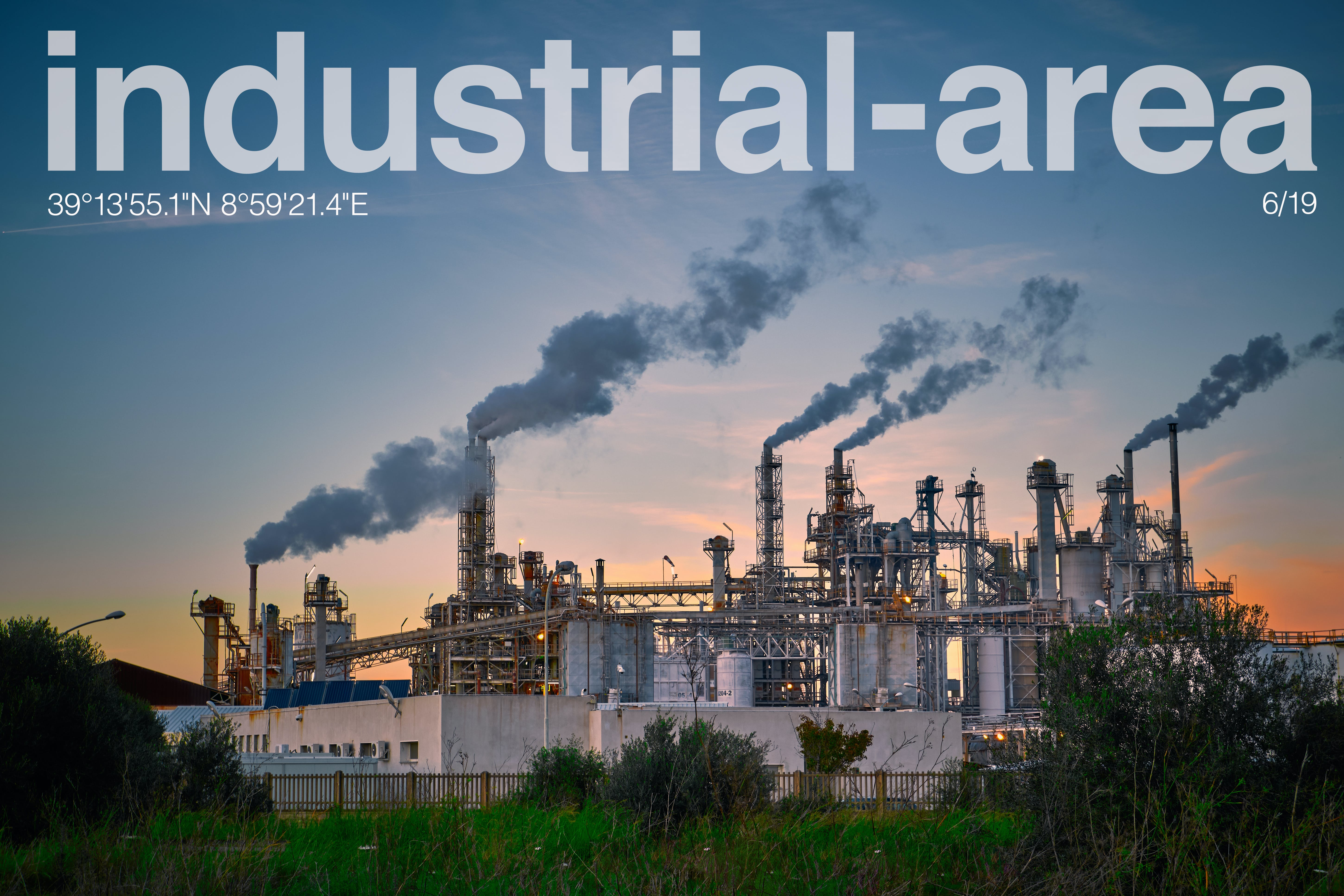 Free stock photo of architecture, buildings, factory, heavy industry
