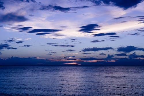 Kostnadsfri bild av gryning, hav, havsområde, havsstrand