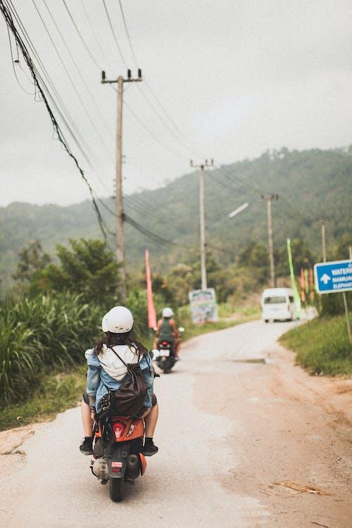 교통체계, 도로, 라이더
