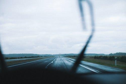Fotos de stock gratuitas de asfaltar, asfalto, autopista, carretera