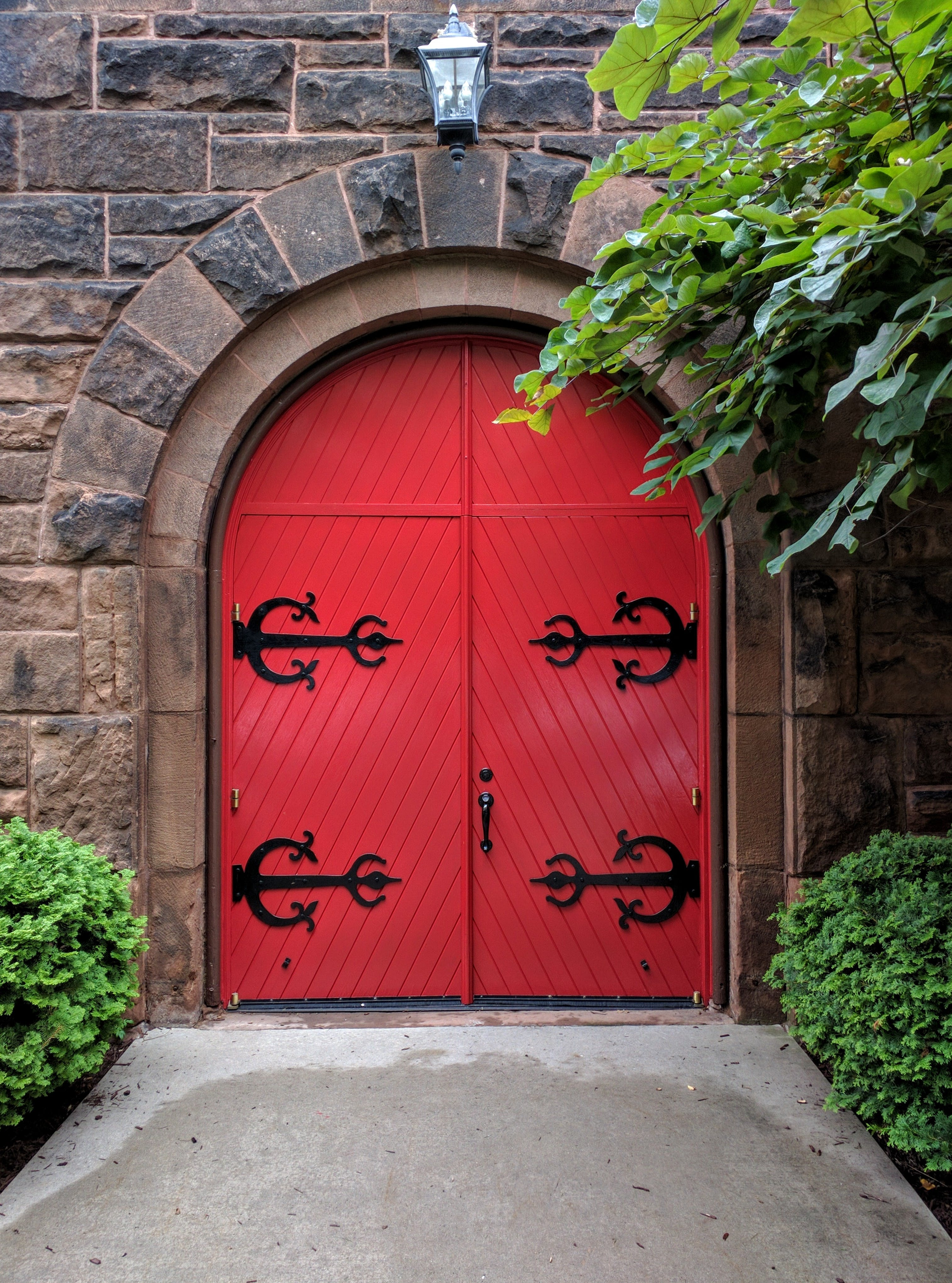 Free stock photo of church, church building, door