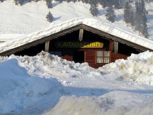 Foto d'estoc gratuïta de alps, hivern, neu, nevant