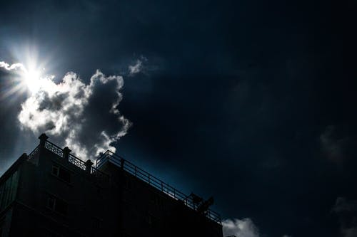 Free stock photo of cloudy, sky