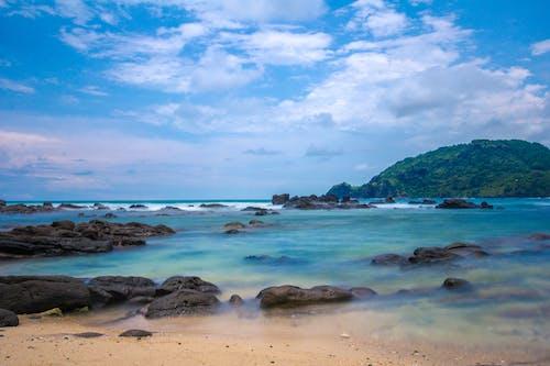Безкоштовне стокове фото на тему «lanscape, wediombo, безтурботний, берег моря»