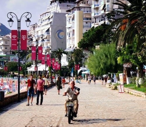 Kostenloses Stock Foto zu albanien, sarandë