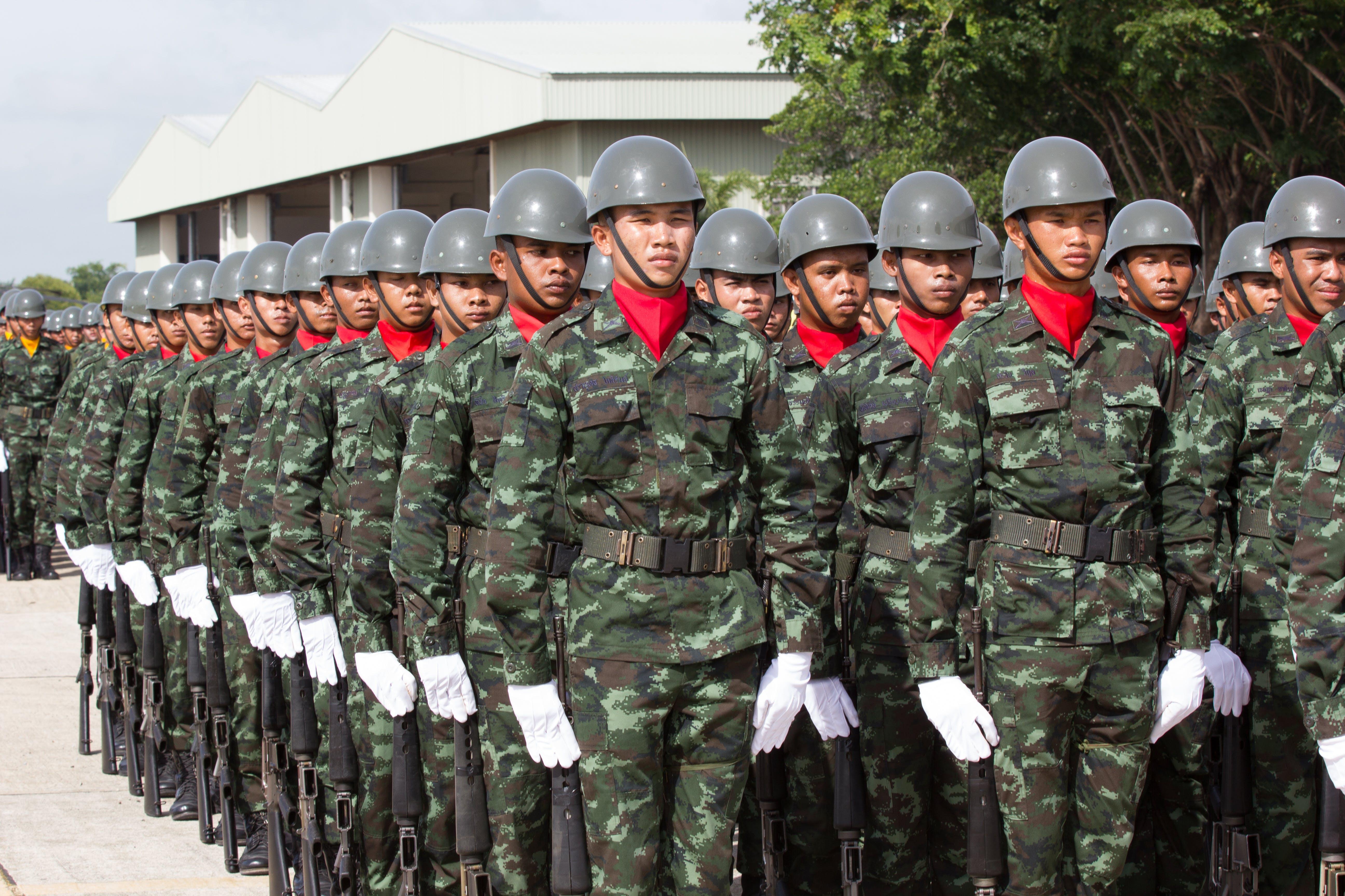 Безкоштовне стокове фото на тему «військовий парад»