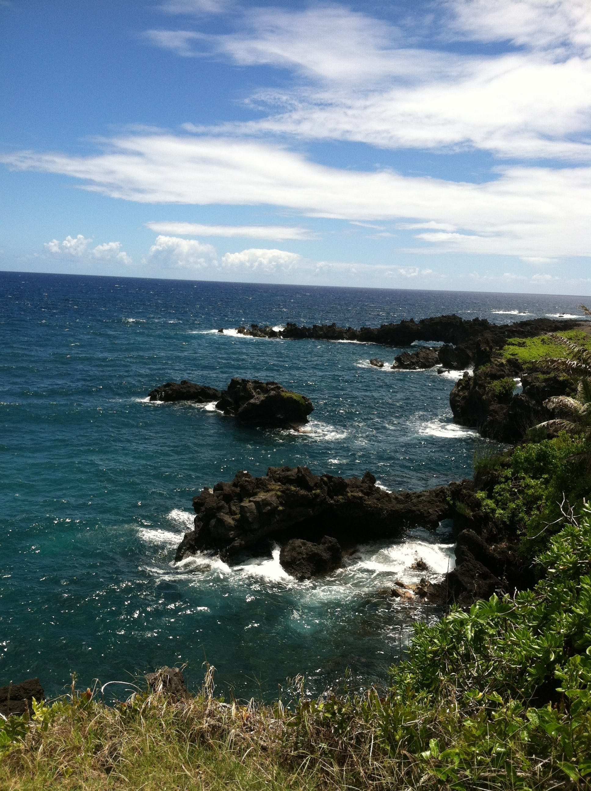 Free stock photo of Blue ocean