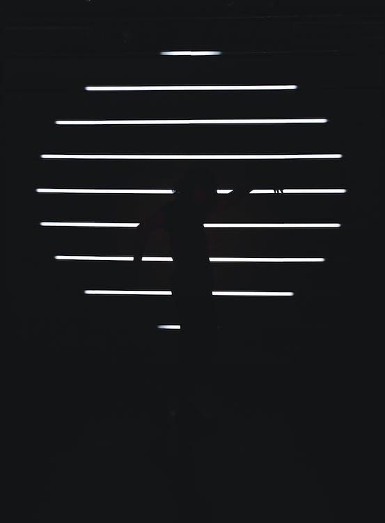 arte, bianco e nero, design