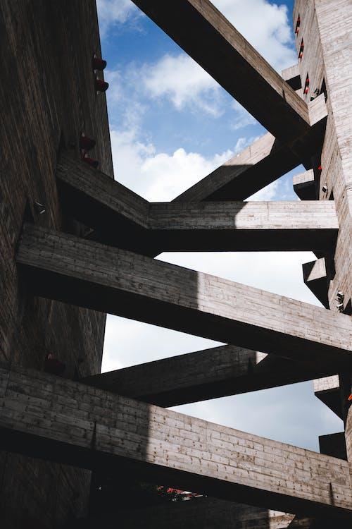 Gratis stockfoto met architectuur, Brazilië, gebouw, gezichtspunt