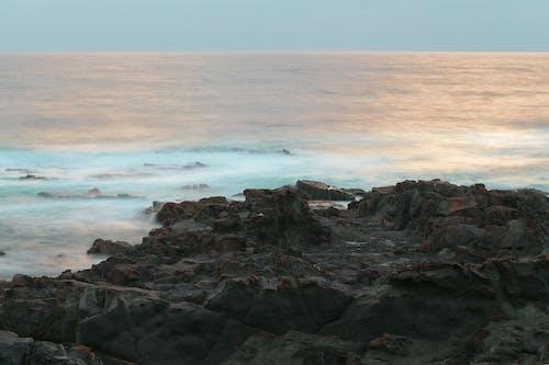 Gratis stockfoto met fuerteventura, golven, kliffenkust, kust