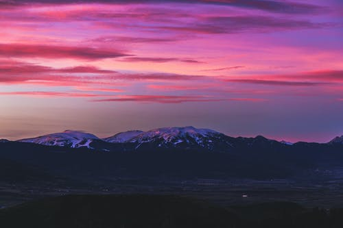 4Kの壁紙, HDの壁紙, のどか, ピンクの空の無料の写真素材