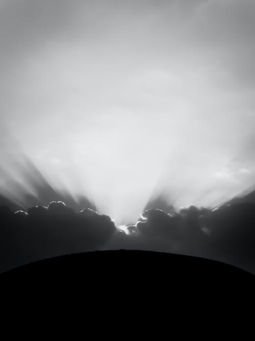 Immagine gratuita di bellezza, bianco, cielo, cloud
