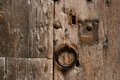 คลังภาพถ่ายฟรี ของ ชนบท, ทำด้วยไม้, ประตู, ประตูเก่า