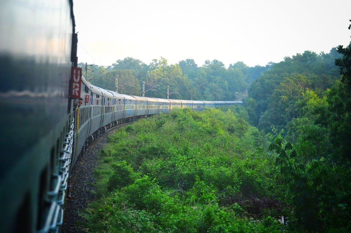 Free stock photo of Indian railway, journey, train