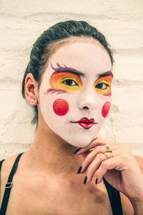 Ingyenes stockfotó #painting #color #makeup #artist #show #music #eve témában