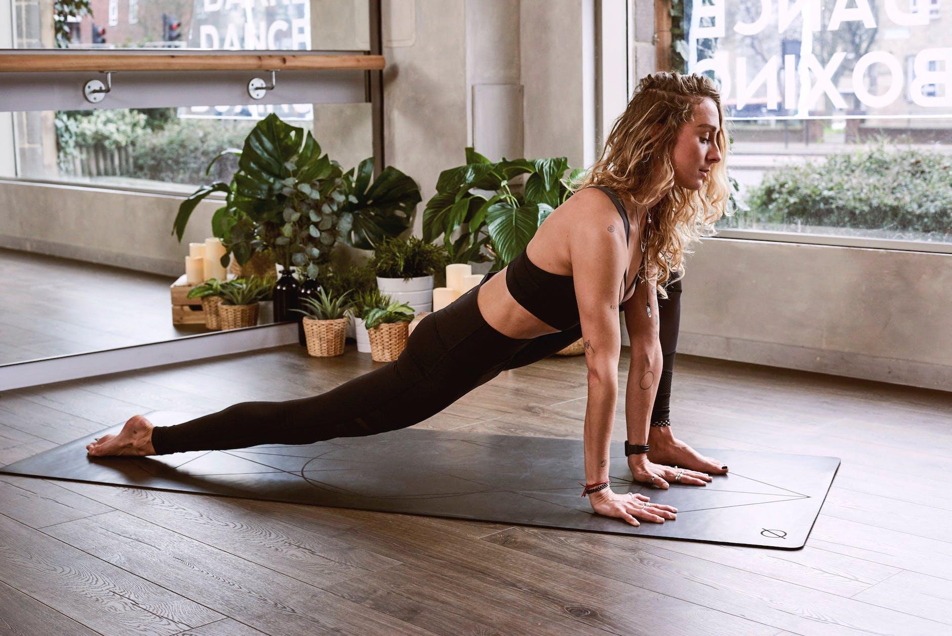 Yoga With Cardio