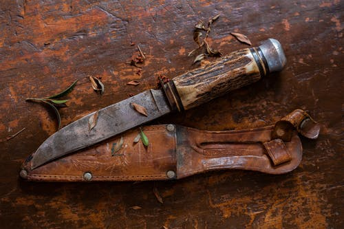 刀架, 刮鬍刀, 皮革, 鏽 的 免費圖庫相片