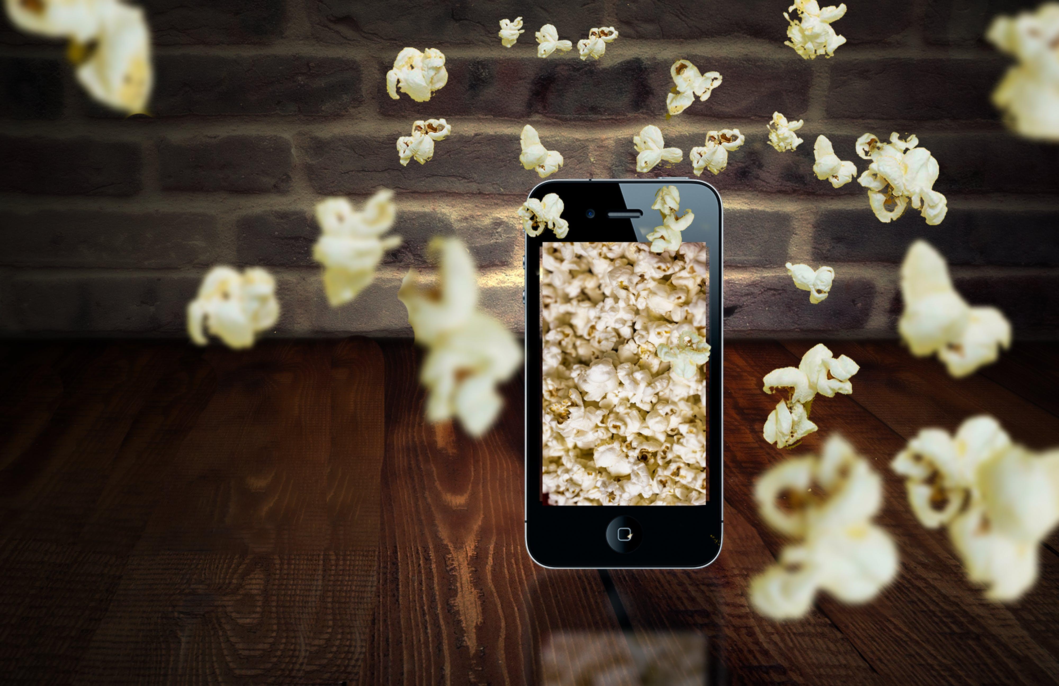 Kostenloses Stock Foto zu film, filme, fotobearbeitung, handy