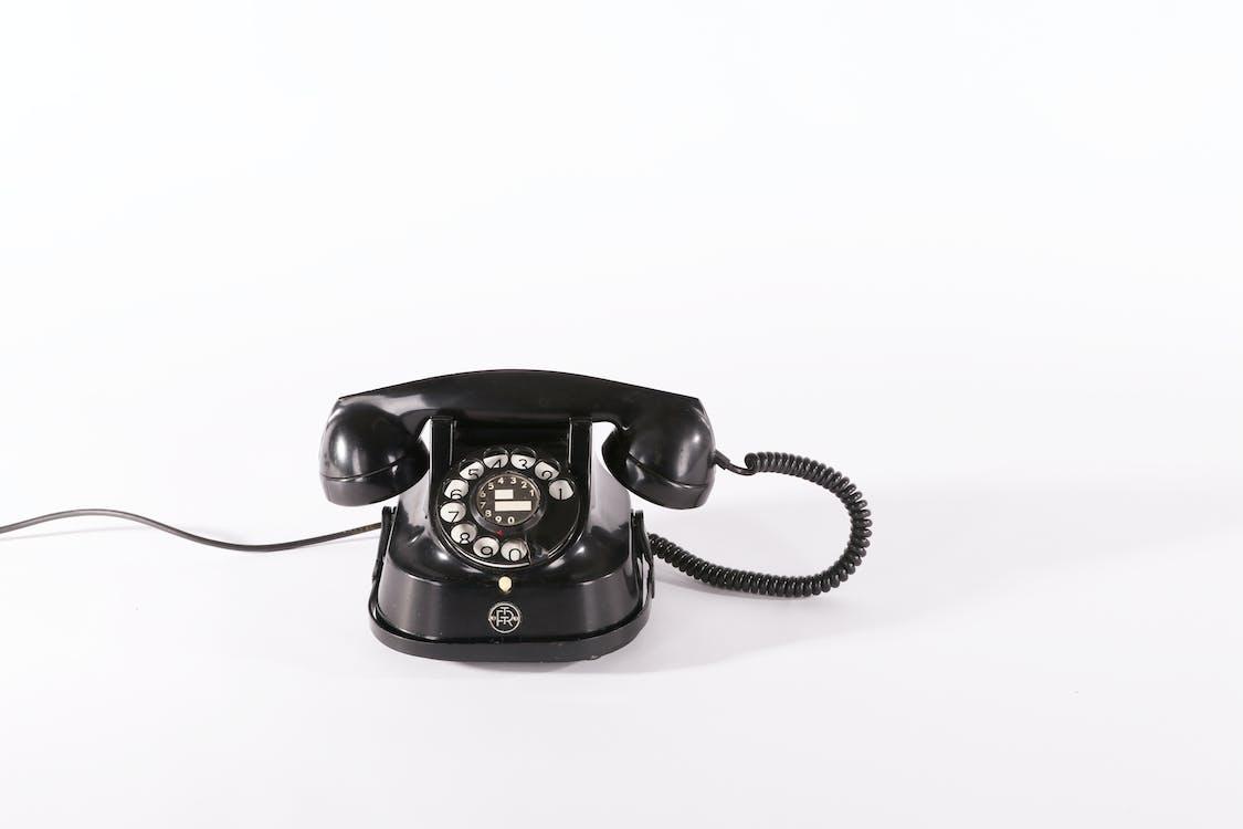 1956, rtt, telefone de disco