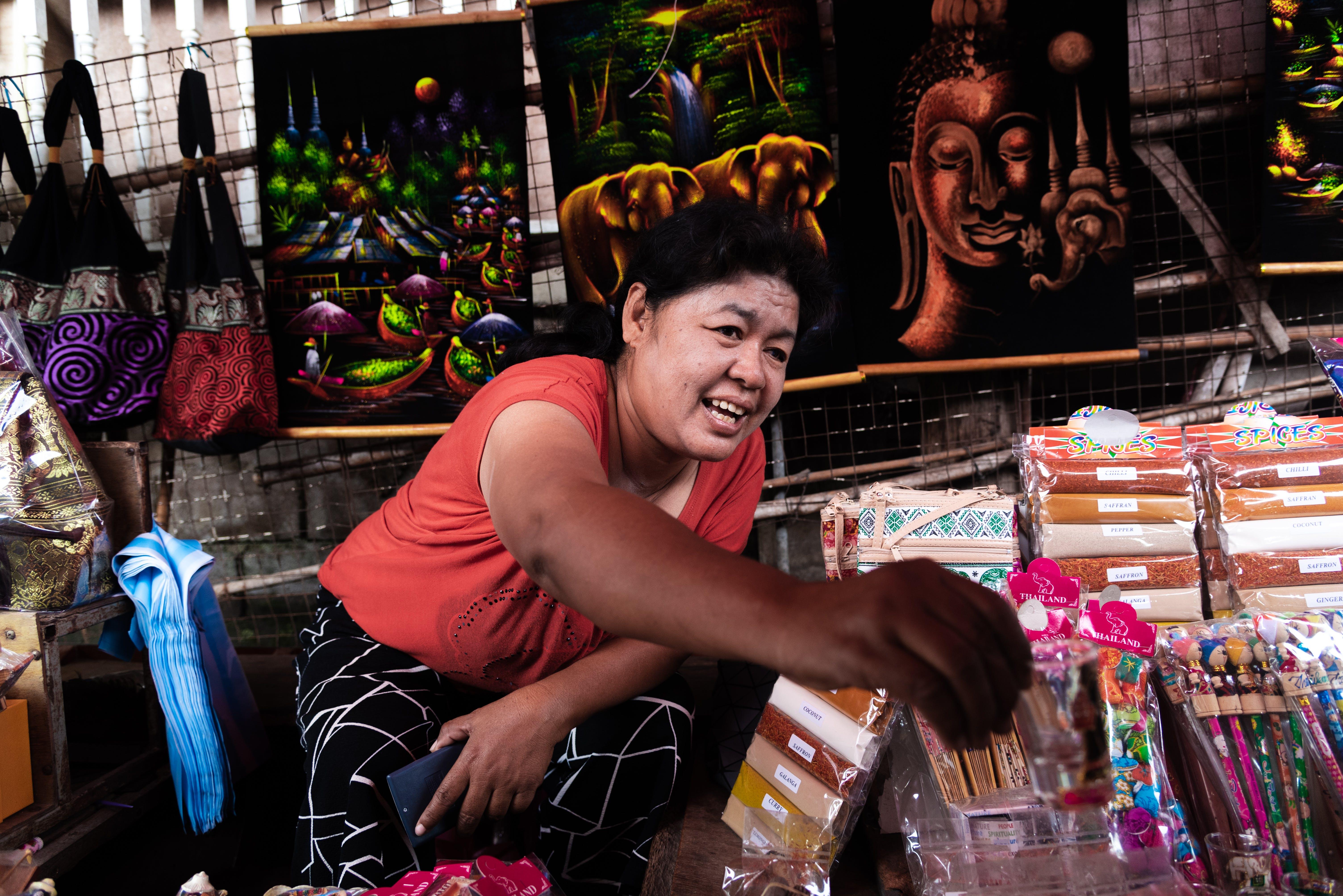 Free stock photo of Bangkok, market