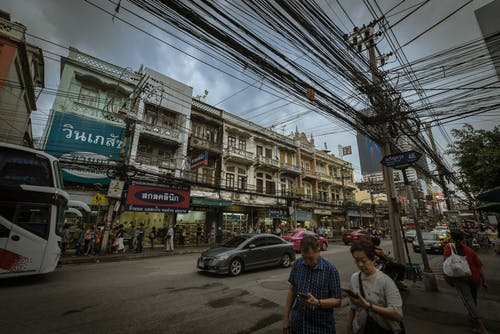 Free stock photo of Bangkok, citylife, street