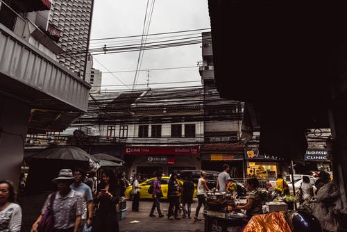 Free stock photo of Bangkok, city life, street