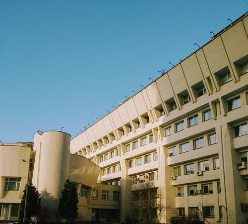 Gratis stockfoto met gebouw, Universiteit