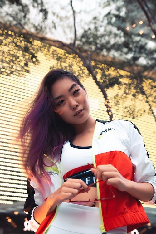 Darmowe zdjęcie z galerii z azjatka, azjatycka dziewczyna, czas wolny, kobieta