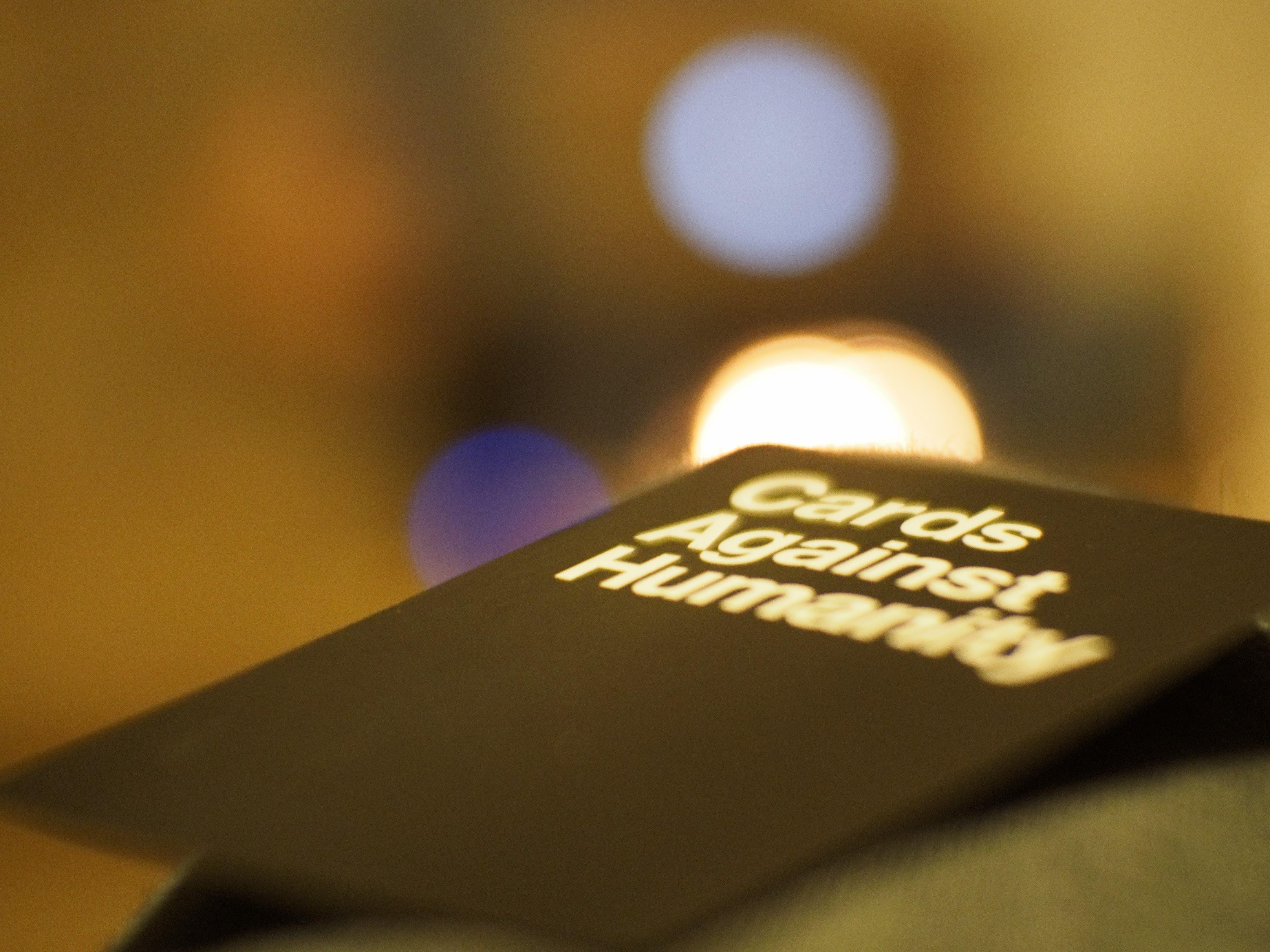 açık, akıl oyunu, doğrum günü kartları, insanlığa karşı kartlar içeren Ücretsiz stok fotoğraf