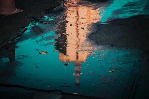 Fotos de stock gratuitas de acuarelas, cielo azul, colores, día