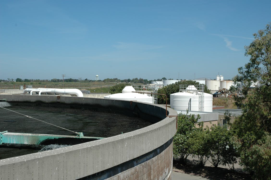 waste, water, Water treatment