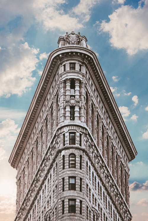 Free stock photo of building, flatiron, Flatiron Building, new york