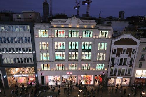 Free stock photo of department store, fashion, UNIQLO