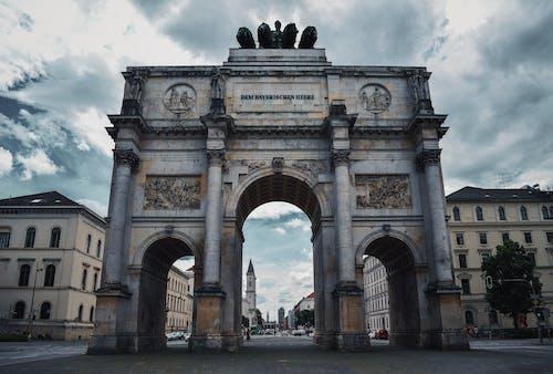 Foto stok gratis Arsitektur, bangunan terkenal, bersejarah, destinasi turis