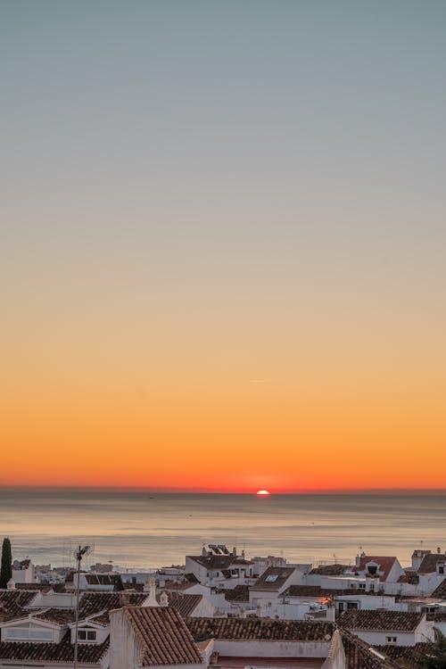 Ingyenes stockfotó ég, hajnal, horizont, Napkelte témában