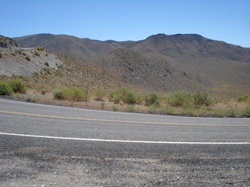 Ingyenes stockfotó aszfalt, festői, hegyek, országút témában