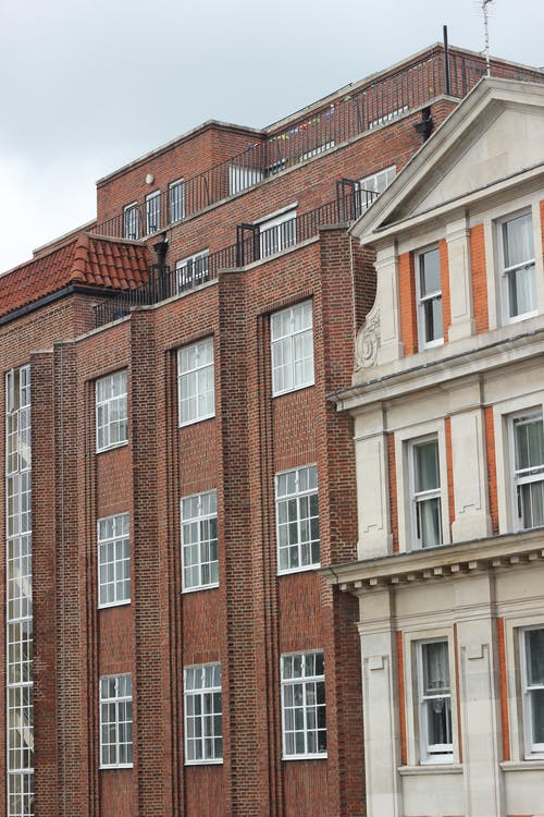 ablakok, építészet, épület